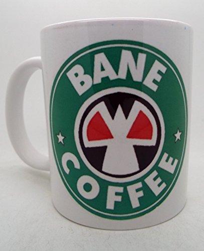 Bane Starbucks Parody 11oz taza tazas diseño de calidad