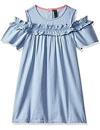 62dddc319b6 United Colors of Benetton Girls  Dresses Online  Buy United Colors ...