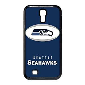 Custom Your Own Personalized NFL Seattle Seahawks SamSung Galaxy S4 I9500 Case, Snap On Hard Protective Seattle Seahawks Galaxy S4 Case Cover