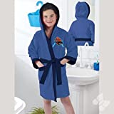 Spiderman Kid's Hooded Robe and Towel (L...