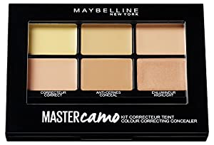 Maybelline Master Camo Colour Correcting Concealer Kit Medium 6g