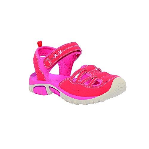 Regatta Boardwalk - Sandales - Fille Lollipop/Pretty Pink