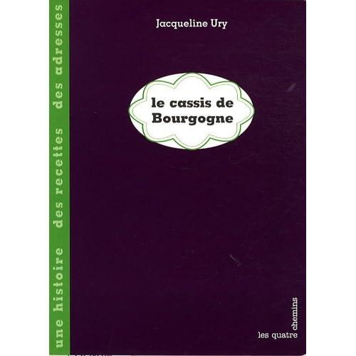 Le Cassis de Bourgogne