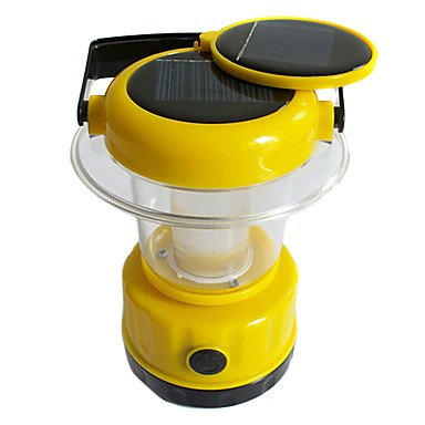 9-led solar Handheld wei? outdoor camping Zelt Laterne Lampe Licht