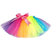 incontrare b971f ffeb1 tulle a pois - Amazon.it