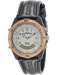 Timex Expedition Analog-Digital Beige Dial Men's Watch-TW00MF101