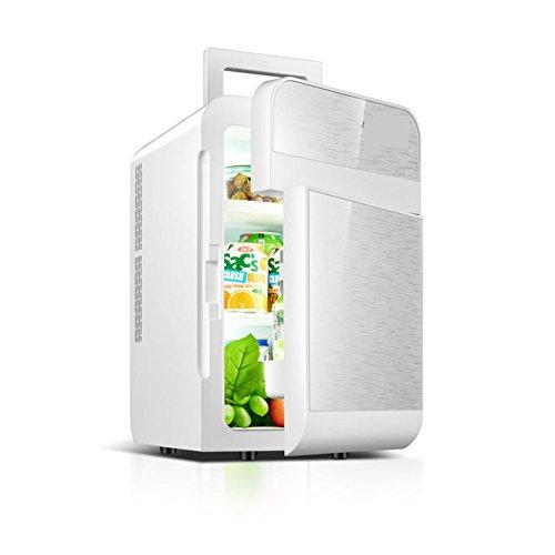 SL&BX 20l minikühlschrank,Auto kühlschrank auto dual-use-studenten wohnheim wohnheim kleiner kühlschrank kühllagerung tragbarer kühler & wärmer-A 45x33x28cm(18x13x11) (Schrank Speisen Warme)