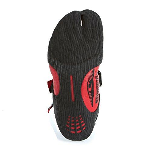 O'Neill Wetsuits - O'Neill Psychofreak Split Toe Wetsuit Boots - 3.5mm noir - Noir