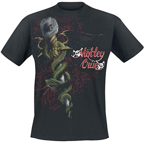 Mötley Crüe Dragon Tilt T-Shirt schwarz L -