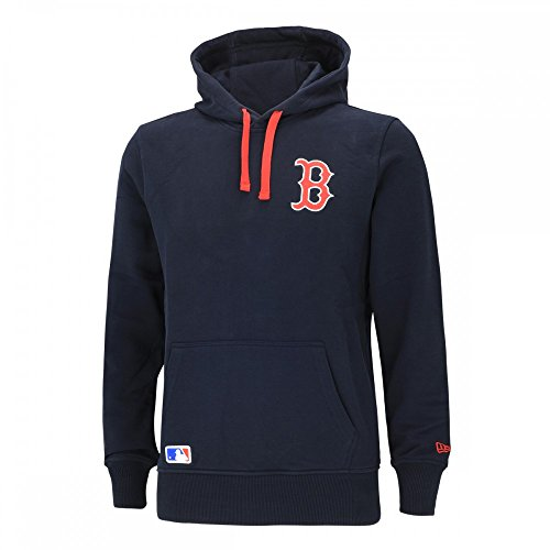 New Era Boston Red Sox PO MLB Hoodie Sweatshirt Navy XXL