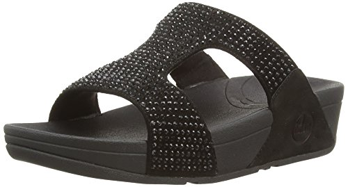 fitflop-rokkit-slide-sandales-femme-noir-black-diamond-42-eu