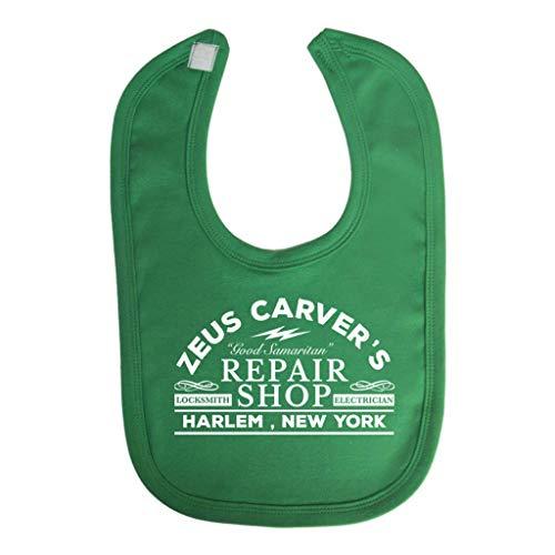 Die Hard Zeus Carvers Repair Shop Baby And Toddler Bib (John Mcclane Kostüm)
