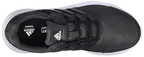 adidas Galaxy 4, Chaussures de Running Compétition Femme Noir (Utility Black F16/core Black/core Black)
