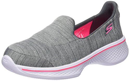 skechers-girls-go-walk-4-low-top-sneakers-grey-gry-125-child-uk-31-eu