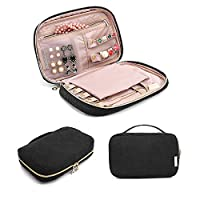 Travel Jewelry Storage Cases Jewelry Organizer Bag for Necklace, Earrings, Rings, Bracelet