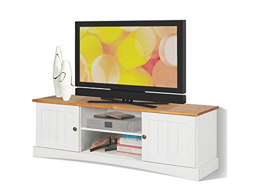 TV Möbel: LifeStyleDesign 551062 Lowboard EMMA