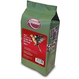 Ambassador Quality Wild Bird Food 1kg Ambassador Quality Wild Bird Food 1kg 41HkzPbSoDL