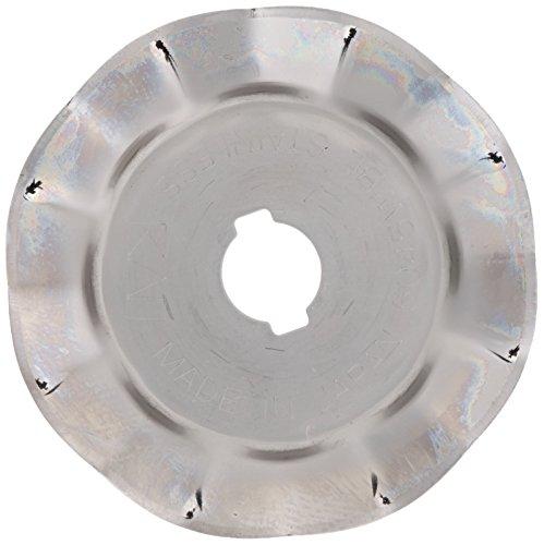 Preisvergleich Produktbild OLFA/PRYM 611365 Ersatzklinge 45mm Wellenklinge für Rollschneider Maxi, Comfort und Multi
