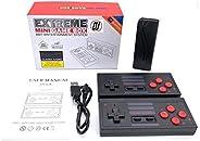 AI Extreme Mini Retro Game Console - 8 Bit 4K Mini HDMI Retro TV Gaming Stick Console With 628 Built-in Classi