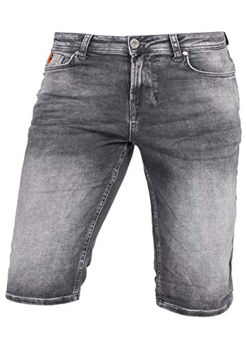 M.O.D Miracle of Denim Herren Jeans Cornell Shorts -