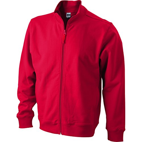 Jamesamp; Shirt Veste Nicholson French Zippé Sweat Jn058 Terry Homme rCxoBed