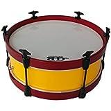DB Percussion DB5470 - Tambor cadete 33 x 9 cm, color amarillo