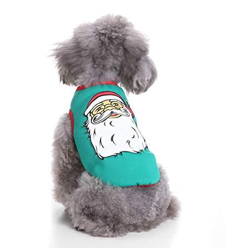 AMURAO Winter Hund Kleidung Mantel, Weihnachten Halloween Kleider Warme Katze Mantel Kürbis Wizard Transform Funny ()