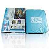 GreatWall EIS-Pad-Massagetherapie-Therapie Schlafhilfe einfügen Chillow-Pad-Matte Muscle Relief Blue