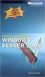 Guide de l'adm. Windows Server 2008