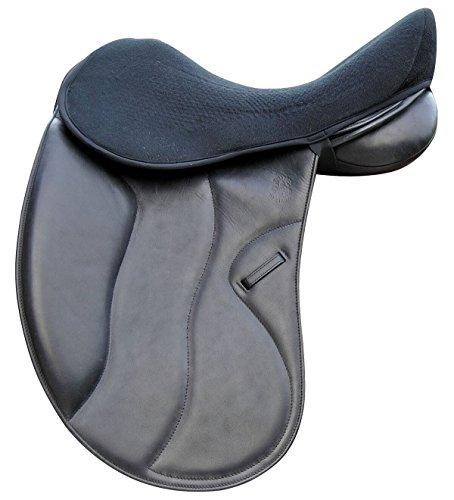 Acavallo Sitzpolster Gel Seat Saver Dressur Drylex 10mm schwarz Gr. L