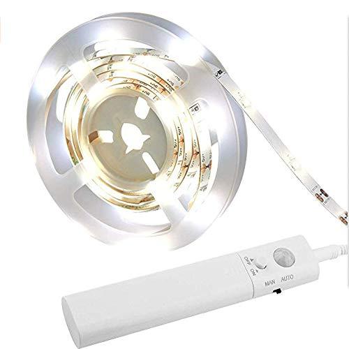 Cuerpo humano inducción por infrarrojos armario luzpasilloluznocturnacaja de batería cama fondo sensor...