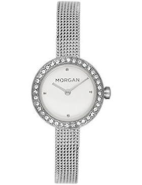 MORGAN Damen-Armbanduhr MG 008S-FM
