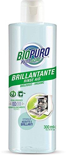 BIOPURO - Abrillantador orgánico lavavajillas - 3