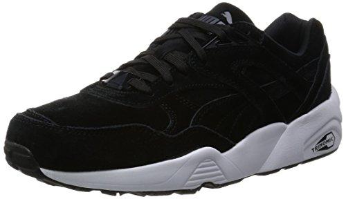 Puma - R698 Allover, Sneaker Unisex – Adulto Nero