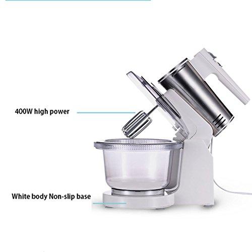 LT&NT Desktop 400W Electric Egg Beater Flour Mixer 2.5L
