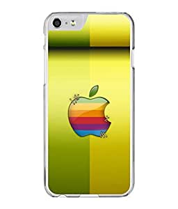 Dzinetree iPhone 6 Apple Back Cover Cases - Golden