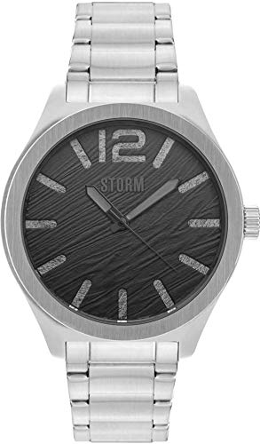 Storm London OXLEY BLACK 47392/BK Orologio da polso uomo