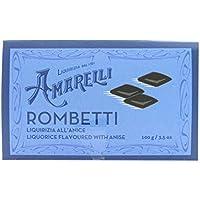 Amarelli Sas 50164 Liquirizia Rombetti Anice, 100 gr