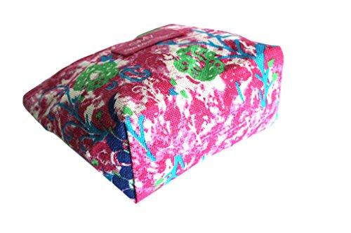 Borsetta mare Gian Marco Venturi moda mare l.strisce 44383 fuxia