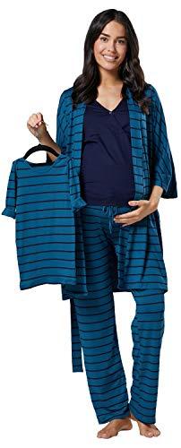 HAPPY MAMA Mujer Maternidad Conjunto Pijama Bebé Mamá Conjunto Juego
