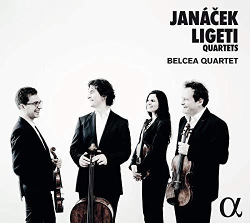 Janácek & Ligeti Streichquartette