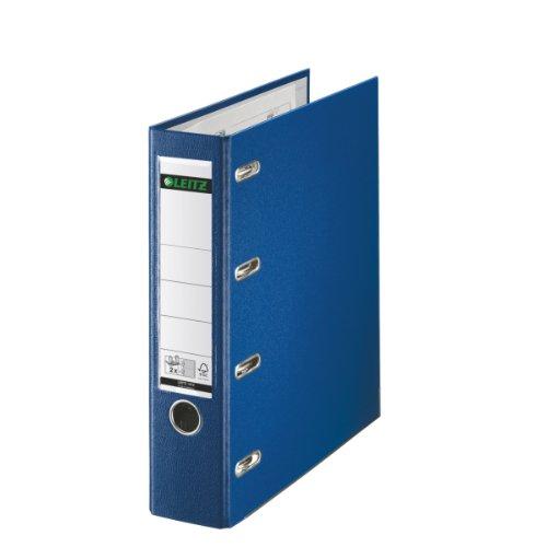 Leitz Doppelordner 1012-35 blau