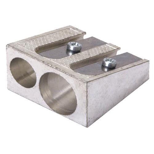 Dual Keil (Twin/Double/Dual/2Loch Keil Metall Anspitzer)