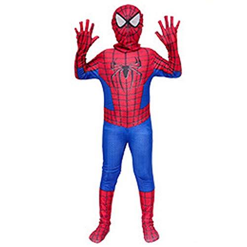 YUNMO Kostüm für Kinder Spider-Man (größe : ()