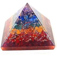 Healing Crystals India: 7 Chakra Feng-Shui Reiki Healing Energy-Charged Orgone-Pyramid-Generator Natural Gemstone... preisvergleich bei billige-tabletten.eu
