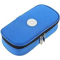 Healifty Portable Insulin Kühltasche Aufbewahrungstasche Medical Travel Camping Organizer Tasche (blau) preisvergleich bei billige-tabletten.eu