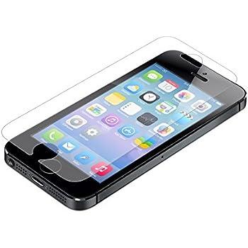 Zagg - APLIPHONE5S - InvisibleShield iPhone 5/5S/5C - Transparent