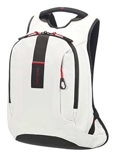 Samsonite Paradiver Light Backpack, 40 cm, 16 L, White - Wheeled Backpack Gepäck