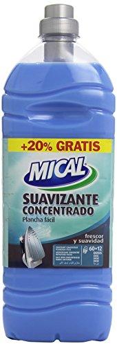 Mical Suavizante Concentrado Plancha Fácil - 2 l