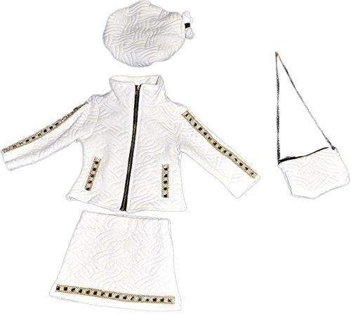 Chicaprie - Conjunto - para bebé niña bcnoir 3 años 8f2481b909b